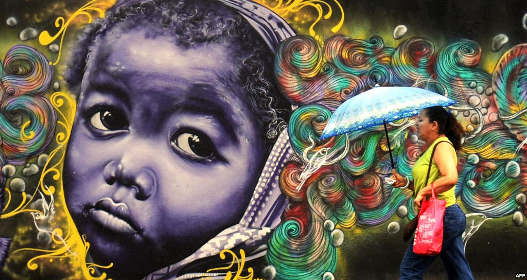 Graffiti around the World