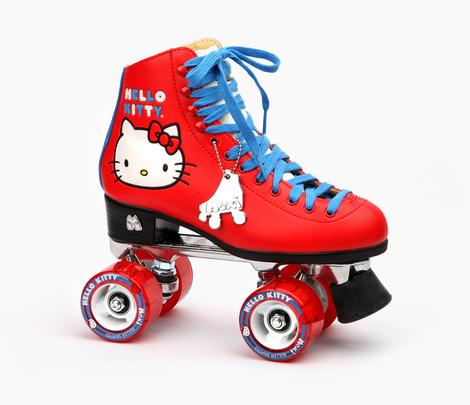 Hello Kitty Roller Skates!!!
