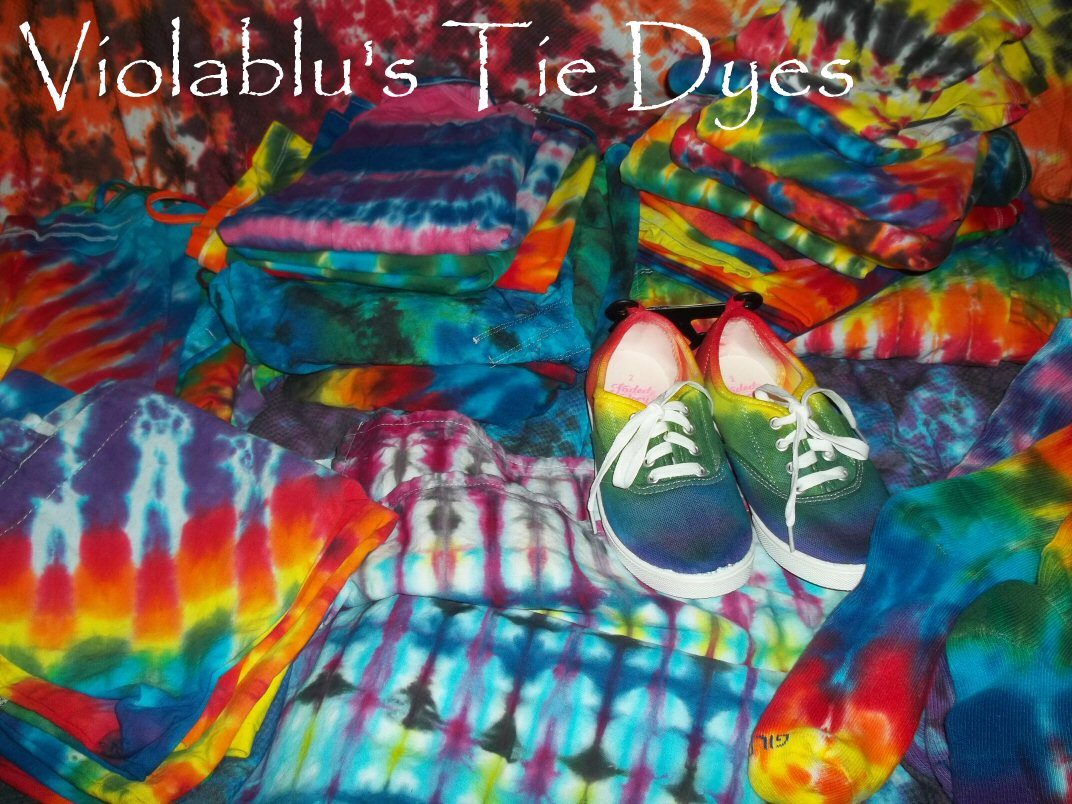 Violablu's Tie Dyes — Kickstarter