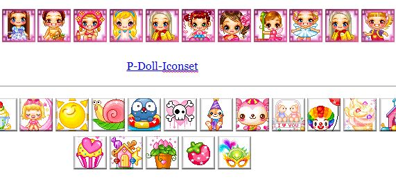 Cute Icons 3