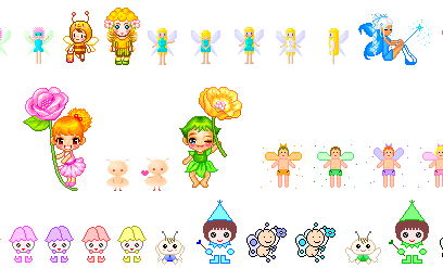 Fairy Avatars