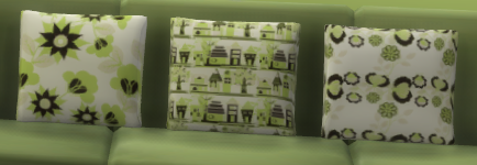 Sofia Sofa Pillow Set of 9 – Candie Coded Sims 4