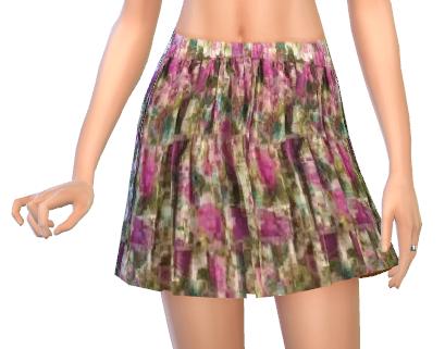 Stefani Skirt